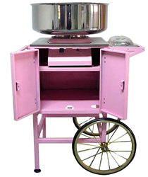 Am image of a candy floss machine