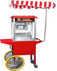 A n image of a popcorn machine